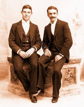 1890s Gay Men